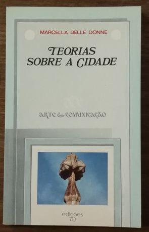 teoria sobre a cidade, maecella delle donne, edições 70