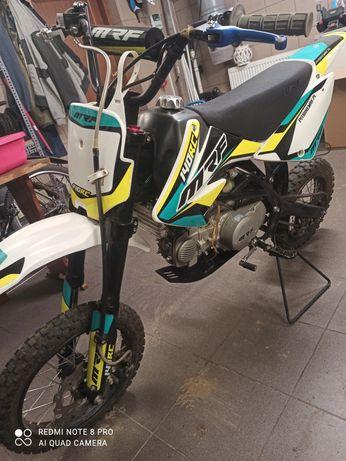 MINI CROSS PIT BIKE MRF 140 RC, nowy silnik