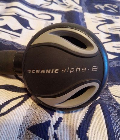 Регулятор Oceanic Alpha 8 SP5 Din