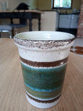Ceramiczny kubek vintage GDR