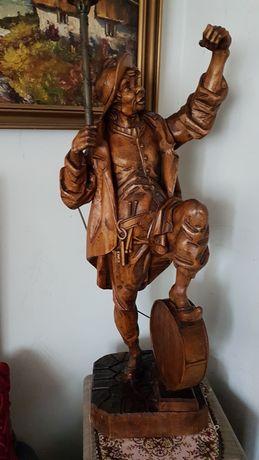 Antyk- rzeźba drewno