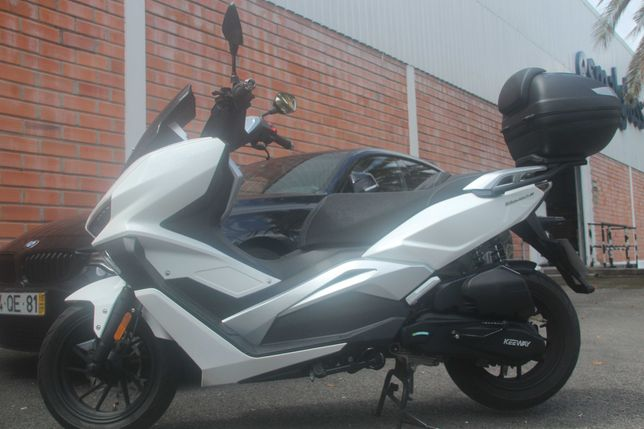 Moto Keeway Vieste 125