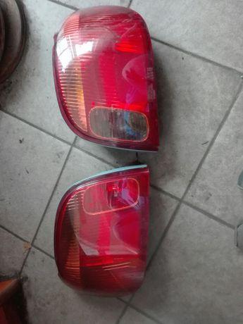 Toyota Yaris I lift lampa tylna tył