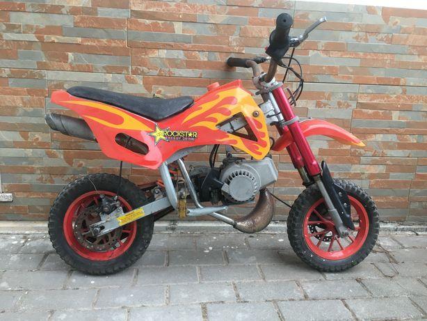 Mini moto para crianças