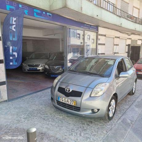 Toyota Yaris 1.0 VVT-i AC+VSC