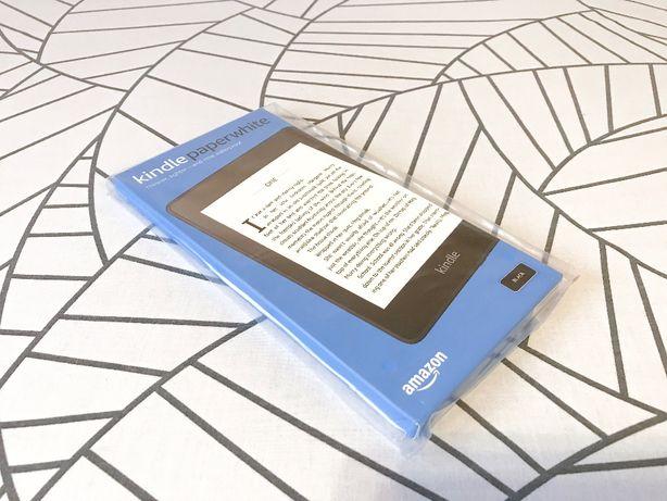 Электронная книга Amazon Kindle Paperwhite 10th Gen. 32GB Black