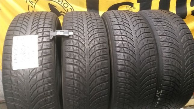K714450 komplet 235/60R18 107H Michelin Latitude Alpin dot3716r.