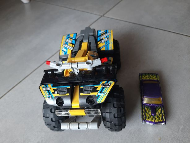 Lego Technik quad