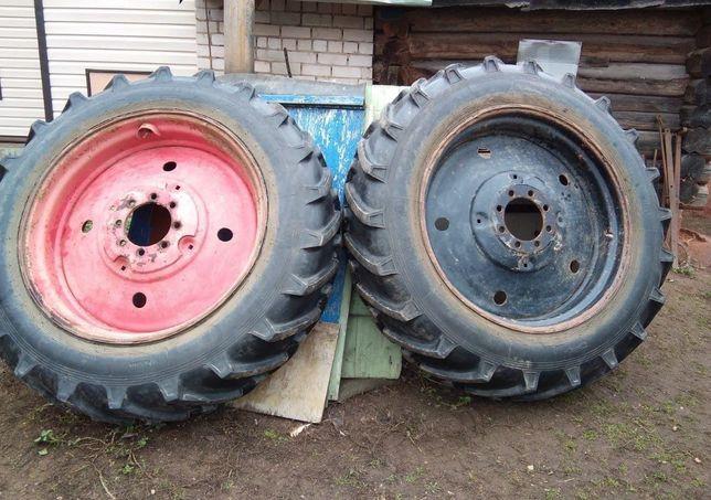 Колеса шины 15.5-38 на трактор МТЗ ЮМЗ
