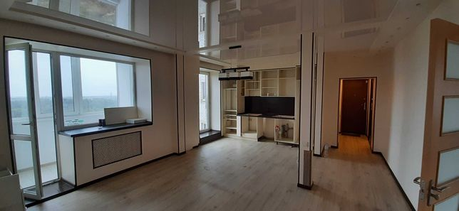 Продам 4 комнатную квартиру. Евроремонт. Левый берег