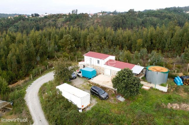 Quinta Rio Douro - 27.401 m2 de terreno - 1,5 ha de estufas - Gondomar