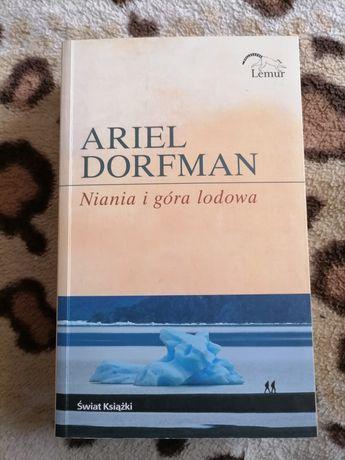 Niania i góra lodowa książka