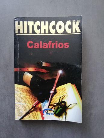 """Livro """"Calafrios"""" - Hitchcock"""