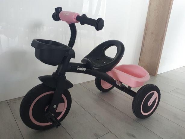 Embo rowerek dziecięcy trójkołowy 3-5 lat zadbany