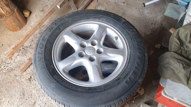 Felgi Toyota Rav4 5x114.3 16