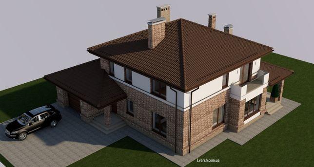 продам проект удобного дома