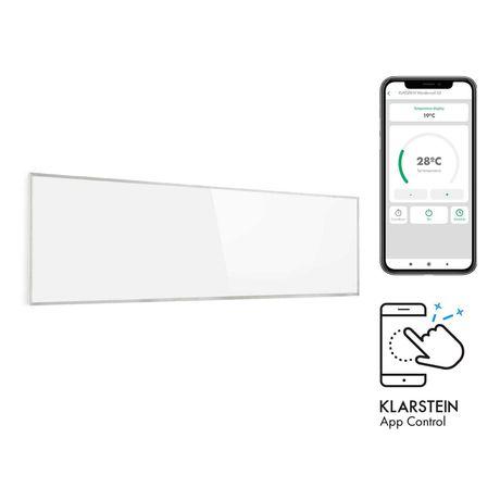 Немецкий инфракрасный обогреватель / панель Klarstein Wonderwall Smart