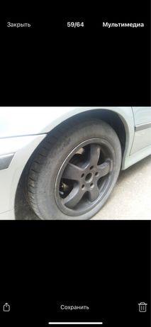 Диски с резиной r 16 на BMW 5 серия