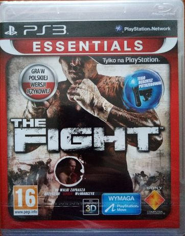 The Fight PL Move PS3