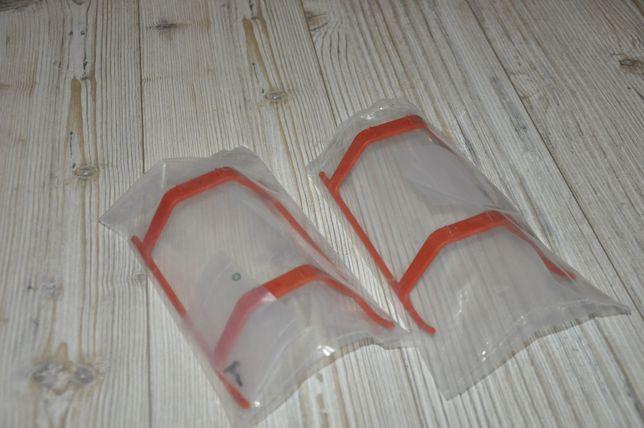 Podwozie do Trex 450 Pro V2 pomarańcz nowe 2szt