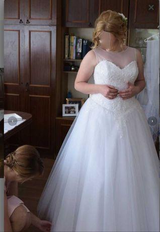 Suknia ślubna typu A