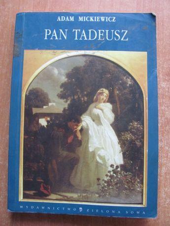 Lektura Pan Tadeusz!