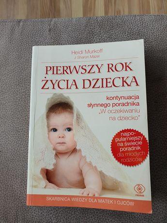 BESTSELLER książka Pierwszy rok życia dziecka