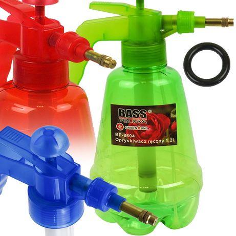 BASS POLSKA RĘCZNY opryskiwacz ciśnieniowy 1,2L spryskiwacz