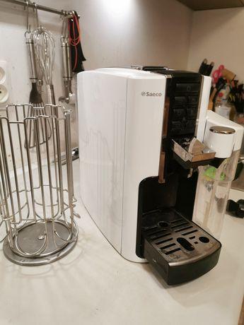 Ekspres do kawy saeco HD8603, 1850wat, pojemnik na mleko i stojak