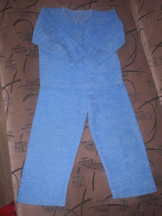 Теплая пижама для мальчика Чернигов - изображение 1