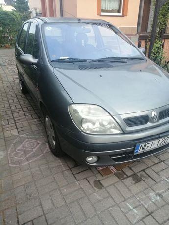 Renault Megane Scenik