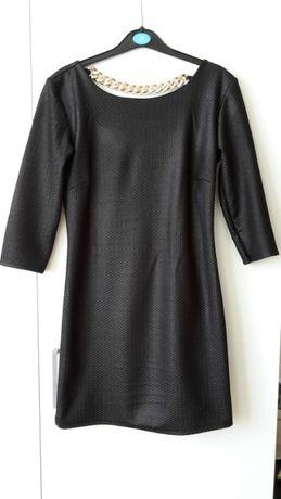 Czarna sukienka NOWA noname