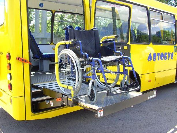 Автобус школьный-инвалид Аtaman D093S4