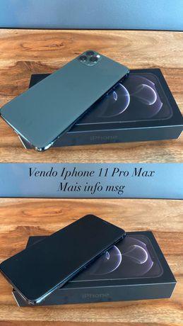 iPhone 11 Pro Max 512g impecável