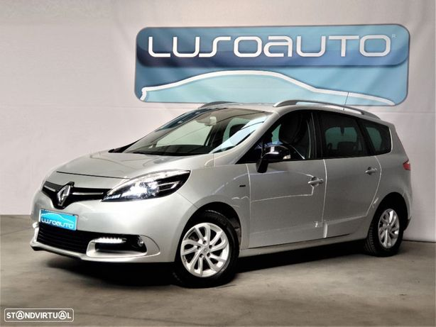 Renault Grand Scénic 1.5 Dci Limited