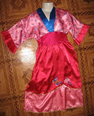карнавальное платье Мулан продажа