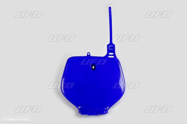 porta numero dianteiro ufo azul yamaha yz 125 / 250