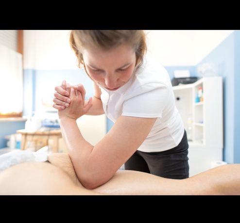 Terapia maualna/drenaż/masaż/rehabilitacja po Covid-19 z dojazdem!