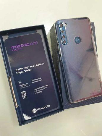 Motorola One Fusion+ 6/128gb Nowy