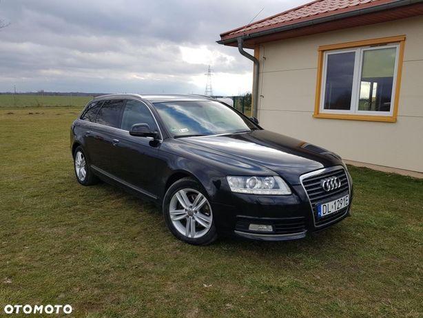Audi A6 individual biznes line. niespotykane ładne wnętrze