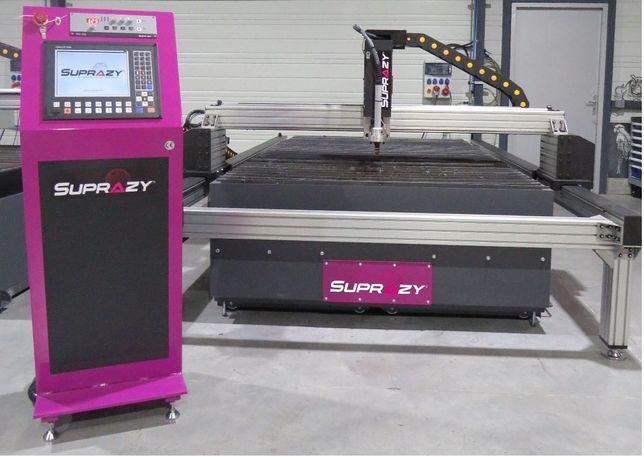 ANDRIA - Mesa de corte plasma CNC 1500x3000 SUPRAZY