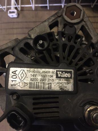 Генератор Valeo (Renault Megan)