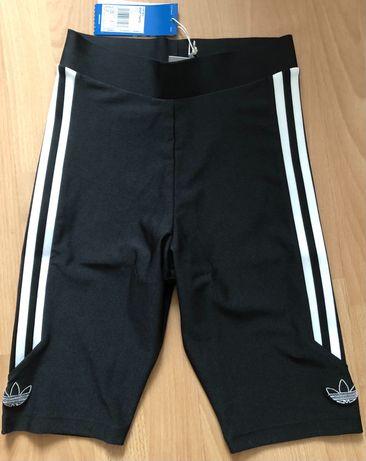 Leginsy tights shorts adidas XS