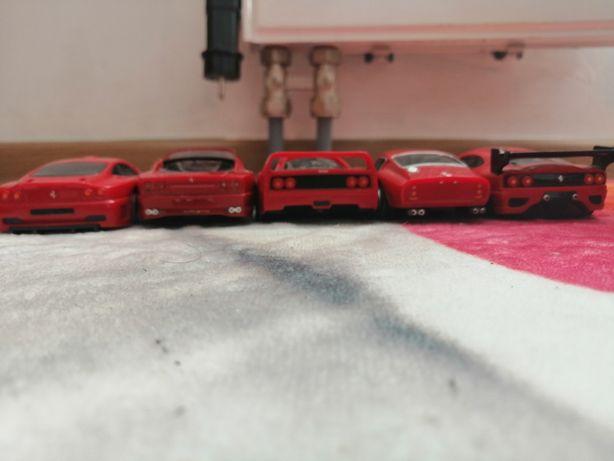 Ferrari samochody