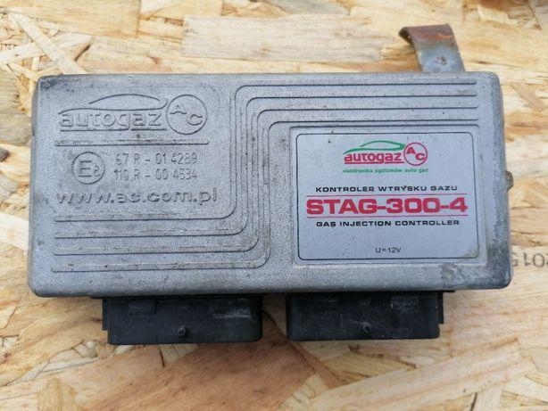 CENTRALKA GAZU STAG-300-4 sterownik komputer