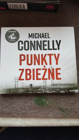 Audiobook Michael Connelly Punkty zbieżne