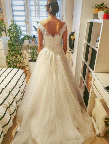 Nowa suknia ślubna roz. 38