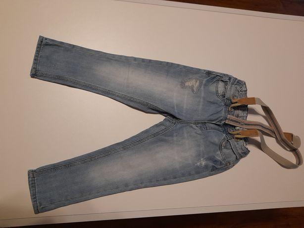 Spodnie hm rozmiar 92
