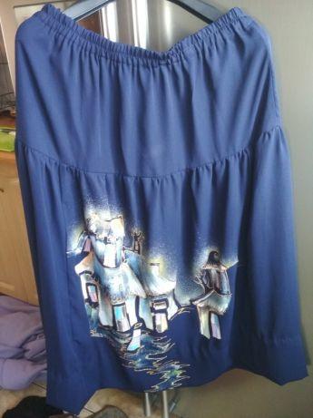 Spódnica sukienka garnitur 50/52