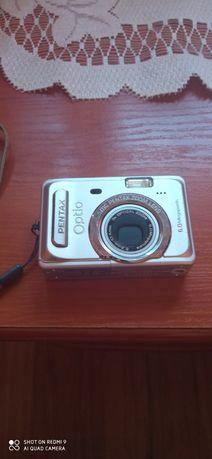 Aparat fotograficzny Pentax Optio S60
